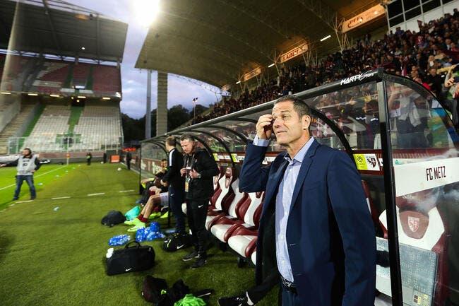 Officiel : Philippe Hinschberger prolonge à Metz