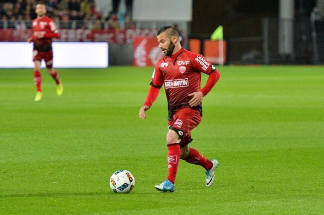 Officiel : Sammaritano prolonge à Dijon