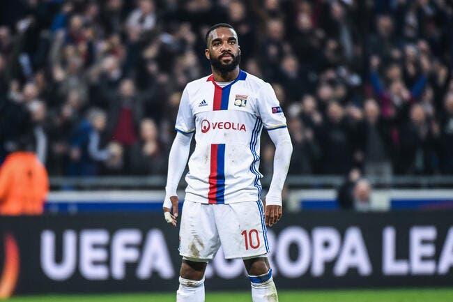 OL: Lacazette annonce son départ de Lyon au mercato
