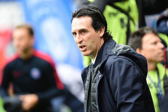 PSG: Emery annonce la couleur pour le mercato