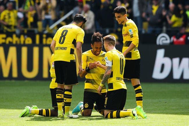 All : Dortmund s'est fait peur mais a son ticket pour la LDC !