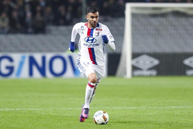 OL : Ghezzal sur le point de prolonger à Lyon jusqu'en 2021 !