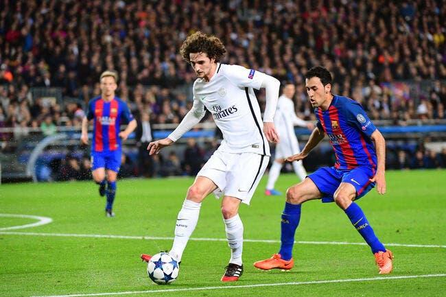 PSG : Rabiot au Barça, une petite phrase qui va faire causer