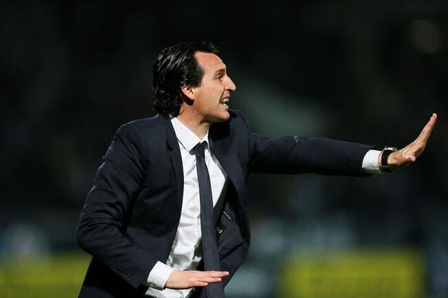 PSG : Emery viré en cas de défaite en finale de Coupe ?