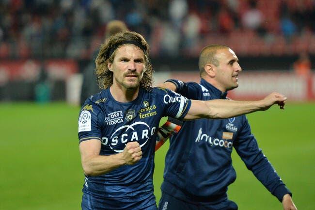 La FFF confirme la sanction — Bastia