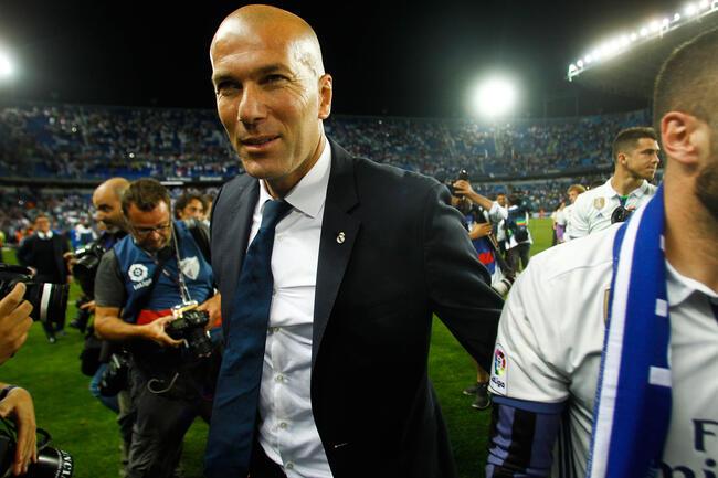Real : Cristiano Ronaldo admire Zidane et le remercie pour le titre
