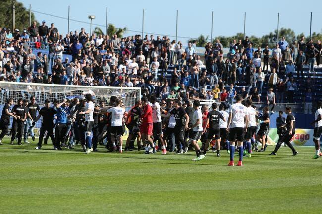 Bastia - OL : La FFF refuse de faire rejouer le match !