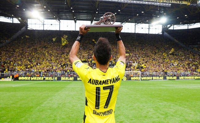 Dortmund : Aubameyang a pris sa décision !