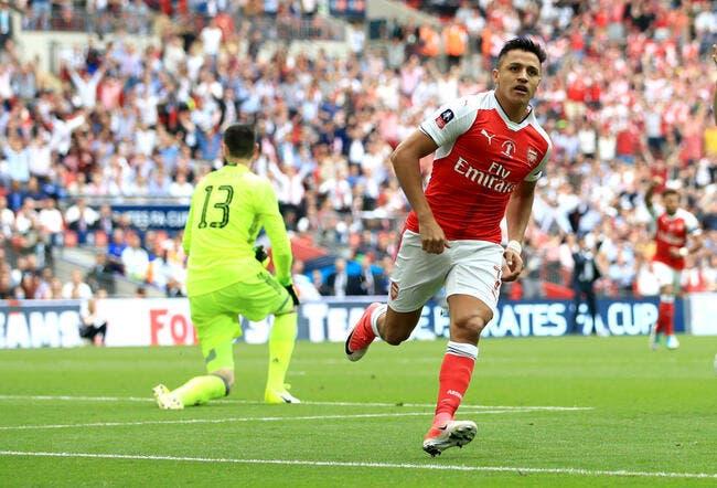 Cup : Arsenal bat Chelsea et s'adjuge un record !