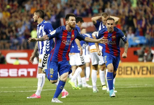 Espagne : Trois à la suite pour le Barça en Coupe du Roi