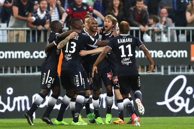 EL : Bordeaux européen grâce au PSG
