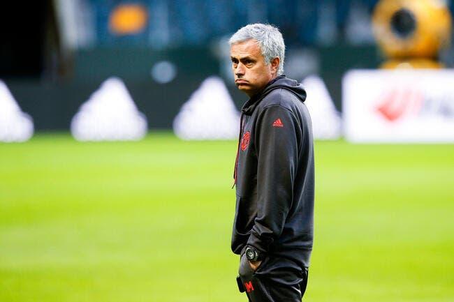 Mourinho l'avoue, il ne peut plus rien faire pour Griezmann