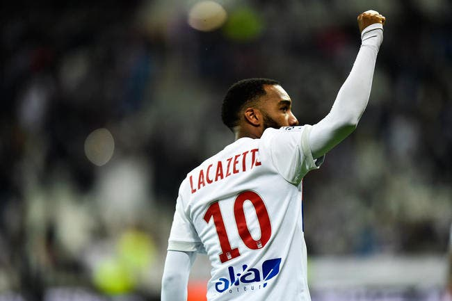 Lyon : La mise au point de Lacazette