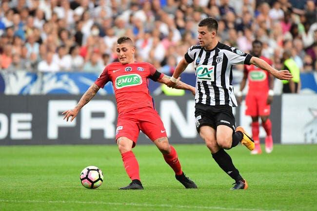 Angers - PSG : 0-1