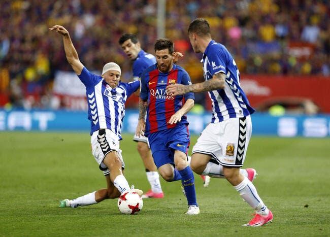 Barça : Luis Enrique rend hommage à « l'extraterrestre » Messi