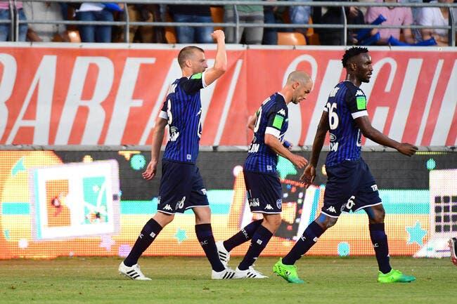 Le barrage de Troyes a tenu, Lorient ira en Ligue 2