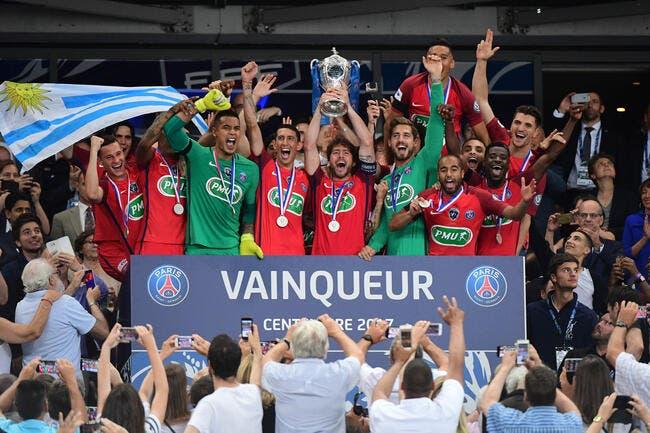 Un petit PSG gagne une petite finale avec un énorme record !