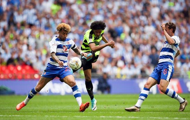 Huddersfield promu en Premier League — Angleterre