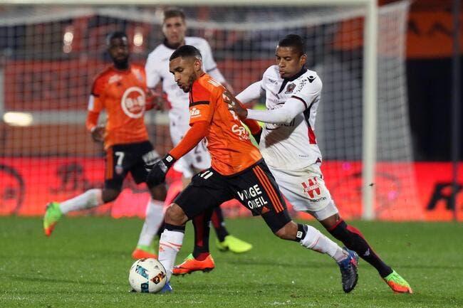 Mercato : Nice et Bordeaux en embuscade pour Sylvain Marveaux ?