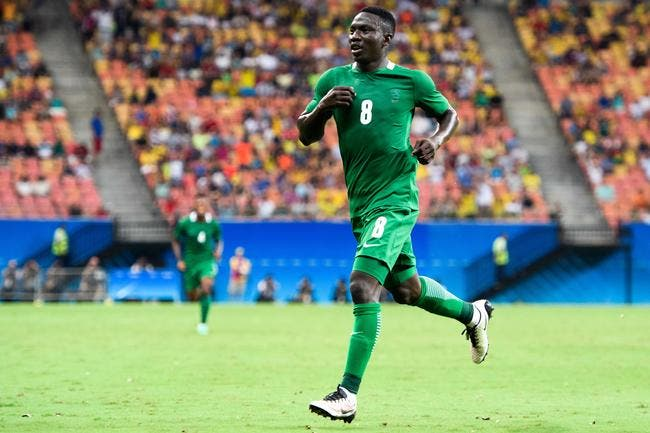 OL : Lyon cible un grand espoir nigérian au mercato