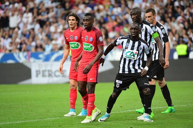 Le PSG remporte sa 3e Coupe de France d'affilée