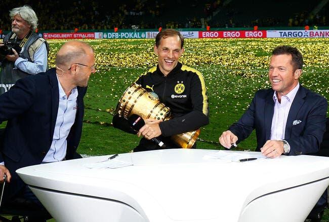 Thomas Tuchel n'est plus l'entraîneur du Borussia Dortmund