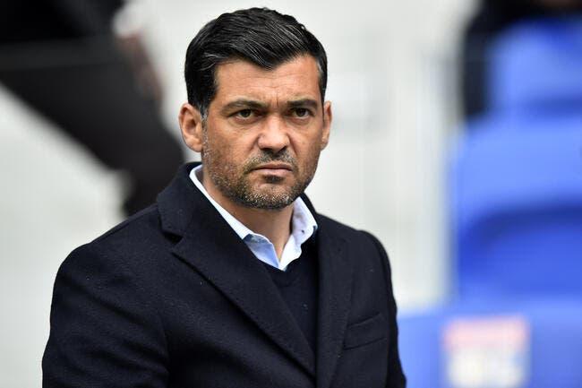 FCN : Conceiçao est à Porto pour négocier son futur contrat !
