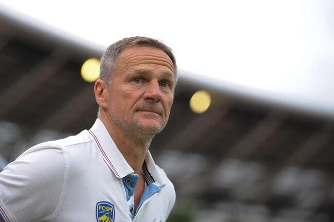 Officiel : Albert Cartier entraineur du GFC Ajaccio