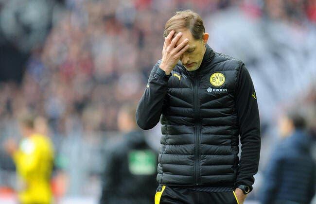 Dortmund et Tuchel, c'est fini — Officiel