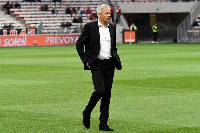 OGCN: Lucien Favre tout proche de Dortmund