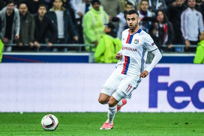 Football: l'international algérien Rachid Ghezzal en négociation avec le Milan AC