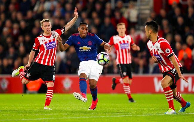 OL: Manchester United met Anthony Martial en vente, Lyon à l'affût