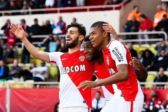 Monaco : Bernardo Silva a son idée sur l'avenir de Mbappé
