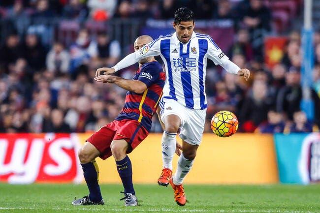 OL : Carlos Vela à Lyon ? Une mauvaise nouvelle arrive d'Espagne