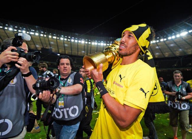 PSG : Dortmund dément fermement un accord à 70ME pour Aubameyang