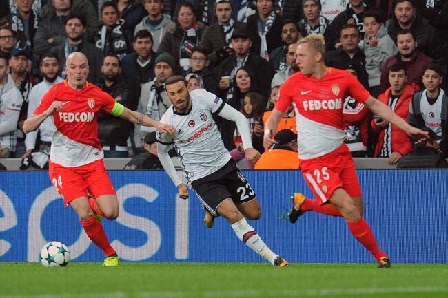 Besiktas - Monaco : 1-1