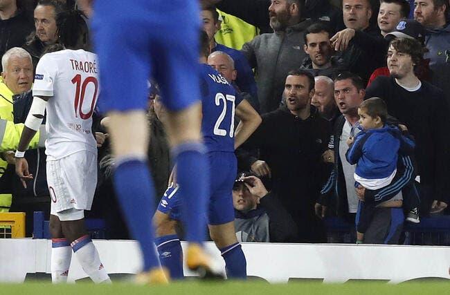 OL : Everton conseille à ses supporters de ne pas faire les kékés à Lyon