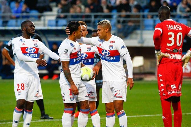 Lyon - Everton : Les compos au coup d'envoi