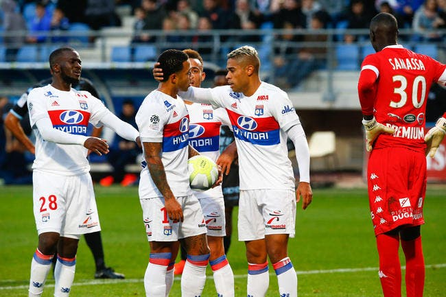 C3 : Lyon-Everton, les compos