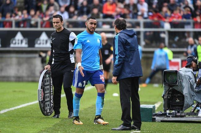 OM : Dimitri Payet absent contre Guimaraes en Ligue Europa