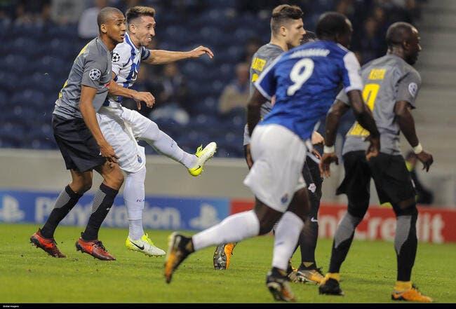 Porto - Leipzig : 3-1