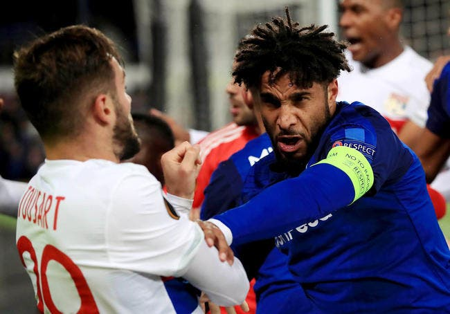 OL: Barton dit du bien de l'ennemi n°1 à Lyon