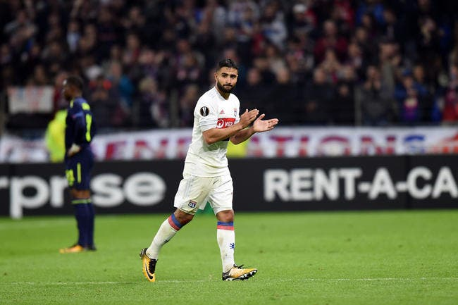 OL: Le Barça le suit Fékir répond