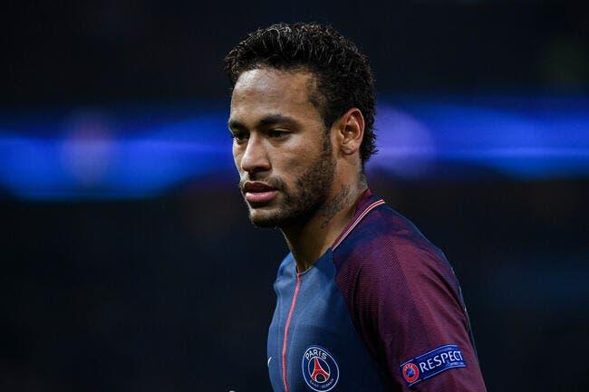 Une grosse incertitude plane encore pour Neymar — PSG