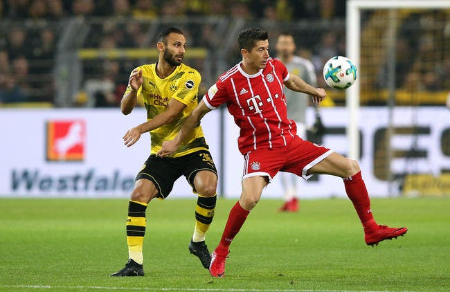 Dortmund - Bayern Munich : 1-3