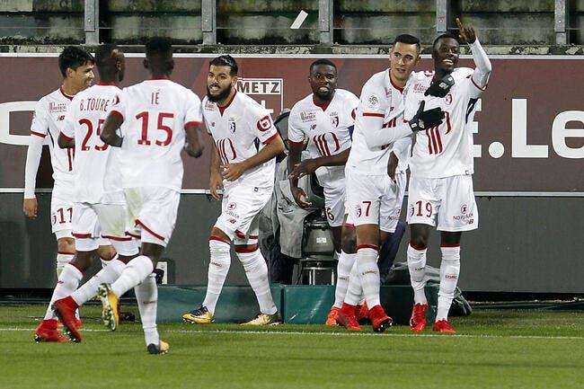 Metz – Lille 0-3