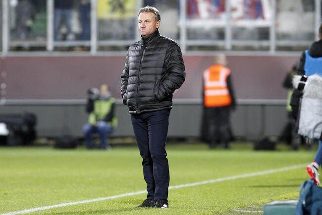 Metz : Perdre 0-3 pour sa première, Hantz est déjà abattu
