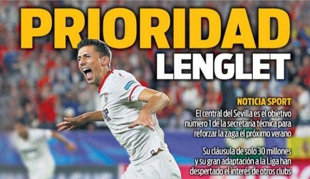 Mercato : Un ex-défenseur de L1 « priorité » du Barça cet été ?