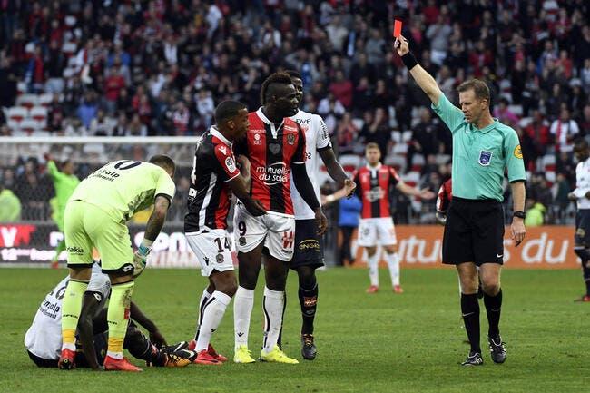 LFP : Un match pour Balotelli, Amiens - LOSC sera rejoué