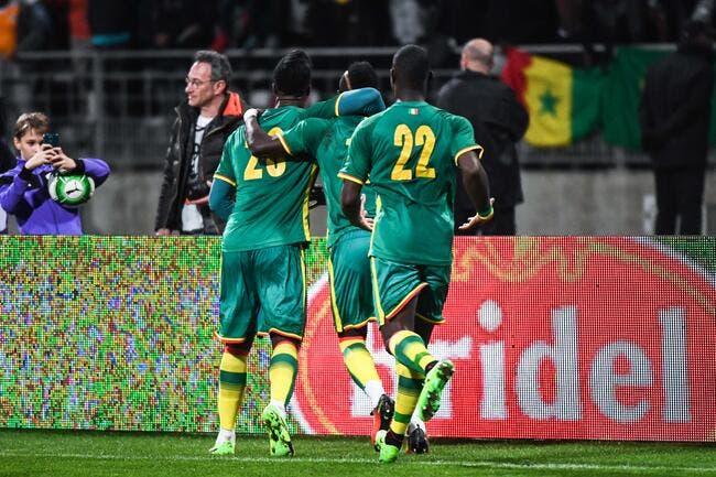 CdM 2018: Le Sénégal qualifié pour la Coupe du monde!